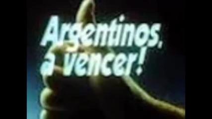 Argentina 1982 (malvinas) - Argentinos a Vencer