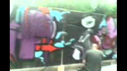 Graffiti Fest 2010 - Vraca