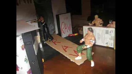 John Cena vs Jeff Hardy igrachki