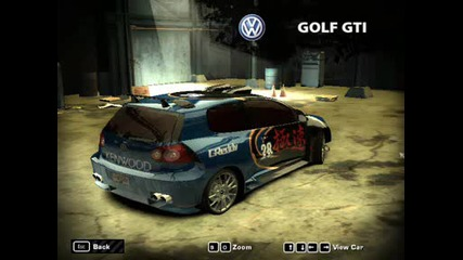 My Need For Speed Most Wanted