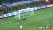 група H - Швейцария 0 - 0 Хондурас (световно - 25.06.2010)
