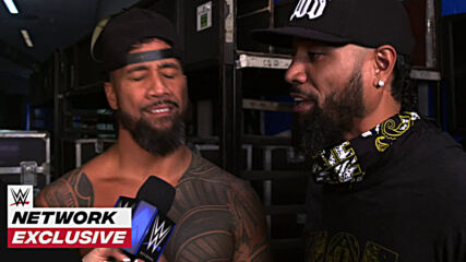 Jey Uso knows everything's on the line at WWE Hell in a Cell: WWE Network Exclusive, Oct. 23, 2020