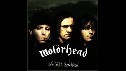 Motorhead - Eat The Gun