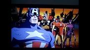 Отмъстителите: Най-могъщите герои на Земята / Канг Завоевателя показва разрушеното бъдеще на героите