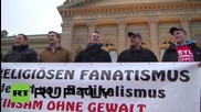 Switzerland: PEGIDA and far-right DPS party rally ahead of national elections