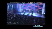 Backstreet Boys I Want It That Way (Live 2007)