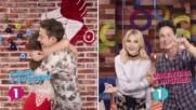 Soy Luna 2 - Кой каза това? - Руджеро и Карол срещу Майкъл и Валентина + Превод