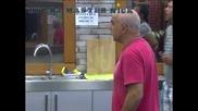 Цончо и Корнелия не понасят хаос в къщата Big Brother Family 01.05.2010