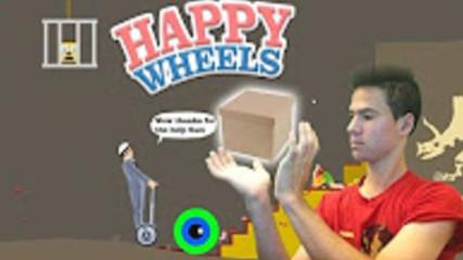 Happy Wheels 1 Историята за една кутия