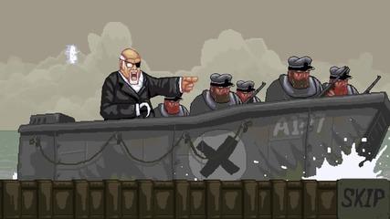 Евтини Рс Игри: Super Trench Attack! Ревю
