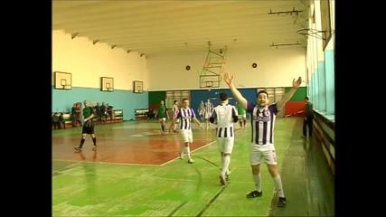 Феноменалният гол на Тодор Георгиев - Идзаги срещу Иваго