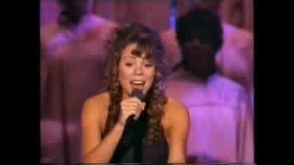 Mariah Carey Anytime You Need A Friend (live 1993)