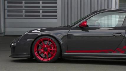 Порше - Porsche Gt3 Rs Geneva