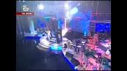 Music Idol 2 - 28.04.08г. - Изпълнението На Денислав Новев