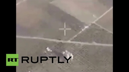 Syria: IS positions in Dokmak wiped out by Russian airstrikes