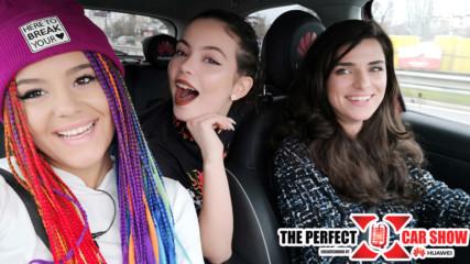 """ЙОАНА и ЕВА - последните гости в """"The Perfect X car show""""!"""