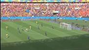 Страхотно изпълнение - Един от кандидатите за гол на мондиала 2014