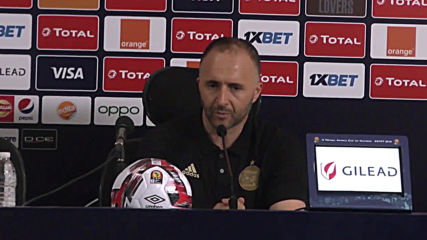 Egypt: Algeria coach Belmadi dubs team's AFCON win 'extraordinary'