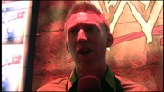 Wwe '12 - Interview with Cory Ledesma (ps3, Ps2,xbox360,psp,wii) Gameplay