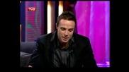 Теди Салпаров Във Шоуто на Азис 09.01.09