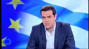 Tsipras Defiant as Banks Shut, Markets Rocked