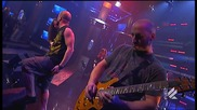 All That Remains (us) - Two Weeks (performing live on the daily habit, fuel tv 2011)