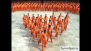 Затворници Танцуват В Памет На Майкъл Джексън