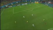 25.06.2014 Eквадор - Франция 0:0 (световно първенство)