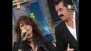 Испания Ibrahim Tatlises ve Yasmin Levy duet 2010