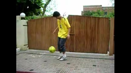 Rehan Munir Freestyle Soccer