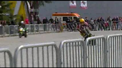 Fair Moto Show 2011 Загрявка на стънт състезатели част 3