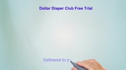 Disposable Diaper Delivery Service: Dollar Diaper Club Free Trial Review