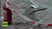 Ukraine: Security forces regain control outside Rada after violent clashes