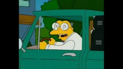 The Simpsons - Metallica