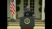 Буш отменя забраната за добив на петрол