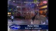 Petar Mitić - Kad me svi zaborave (Zvezde Granda 2010_2011 - Emisija 17 - 29.01.2011)