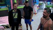 Стефан и мисията за оцеляване с танцуване - VIP Brother 2018