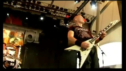 Accept - Teutonic Terror - Live at Rock Hard Festival 2010
