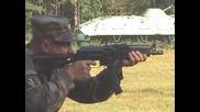 Пистолет -пулемет Витязь