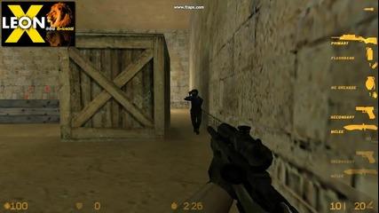 Leon-x Sniper No Zoom Hd