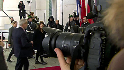 Germany: EU foreign policy chief Borell arrives at Berlin Libya conference