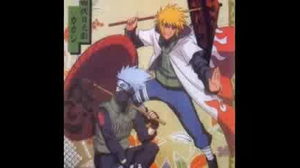 Naruto and Youndaime