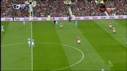 Репортаж: Манчестър Юнайтед - Манчестър Сити 0:0