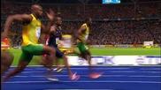 Usain Bolt - Как се печели 100метра