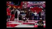 Japan Vs Korea - Break Dance