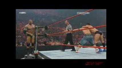 Batista & John Cena Vs Rhodes & Dibiase