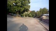 Белащица - Пловдив с велосипед (част 1)