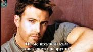 Ако ме обичаш [превод] ~ Nikos Kourkoulis - An m'agapas~