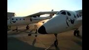 Самолет за космически туризъм