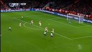 Арсенал - Нюкасъл 1:0, Премиър лийг, 20-и кръг